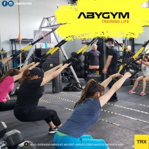 ABYGYM Training Life