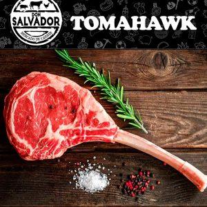 #Echando la carne al asador