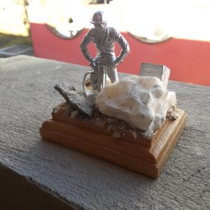mineros porta lapiceros