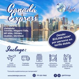 Canadá Express