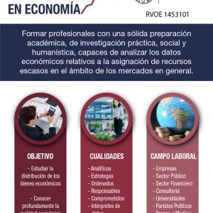 Licenciatura en Economía
