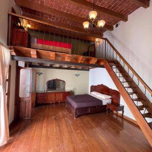 habitación con una historia de hace 200 años